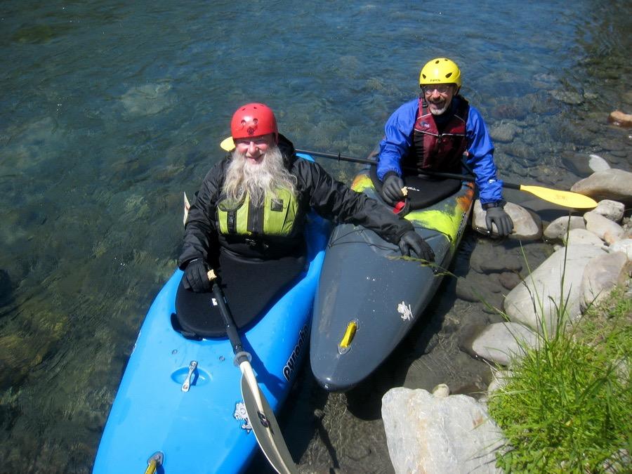 June Elwha Kayak Paddle