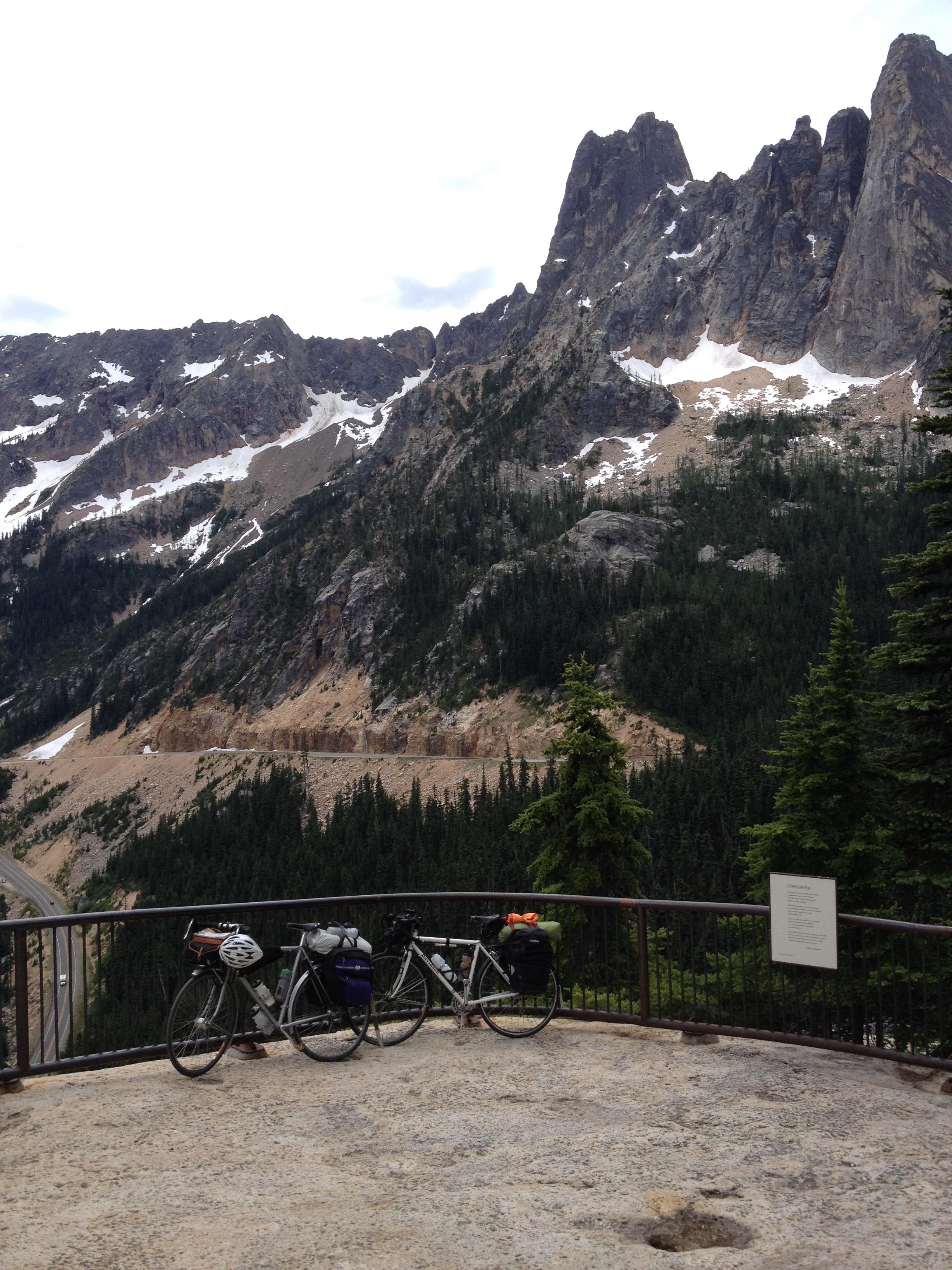 North Cascades Bike Tour