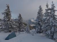 Hurricane Ridge Snowcamp