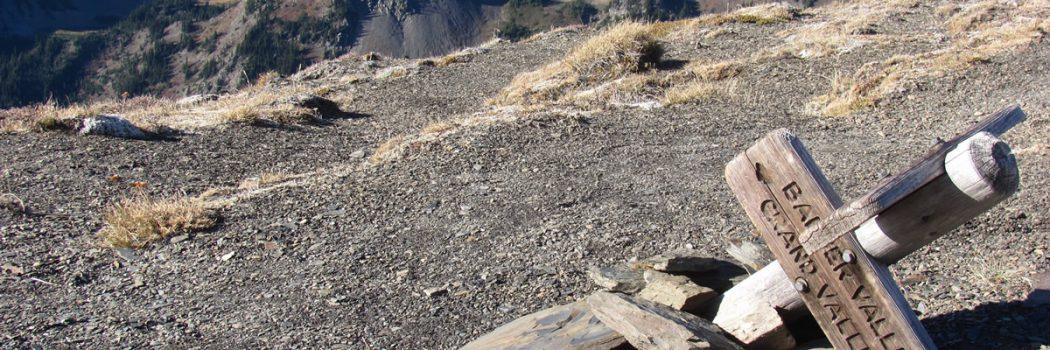 Grand Ridge Hike