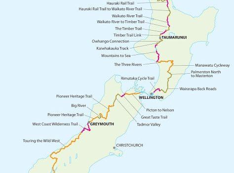 Tour Aotearoa New Zealand
